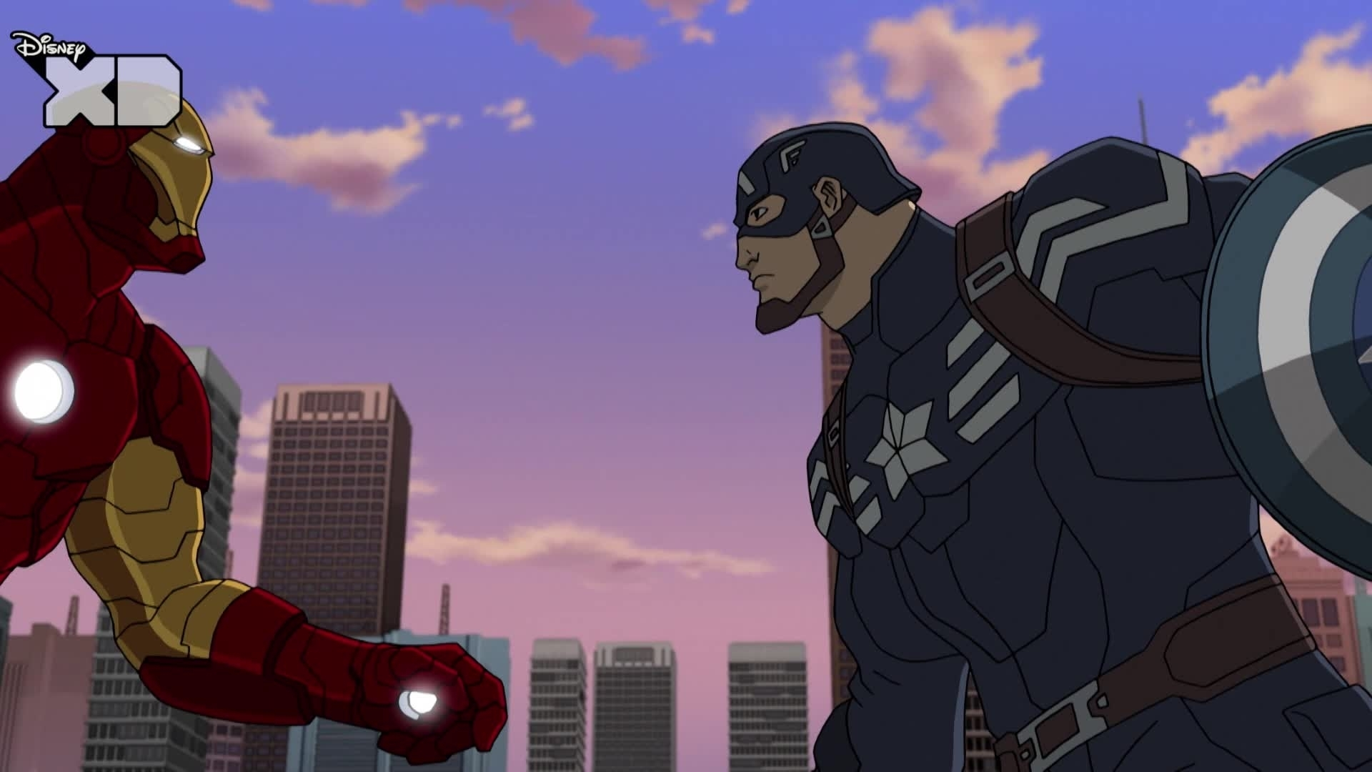 Individuality is Inefficient! - Avengers Assemble