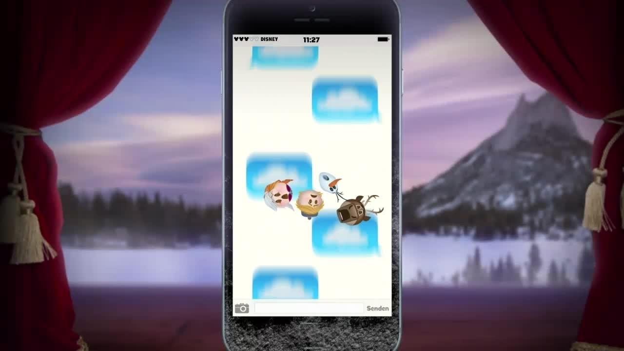 Die Eiskönigin - Emoji Version