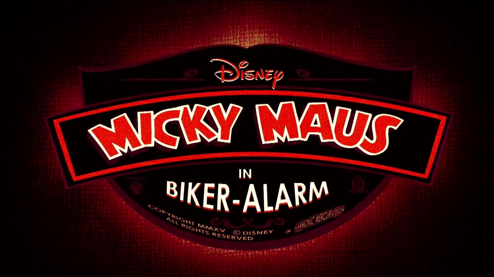 Micky Short: Biker Alarm