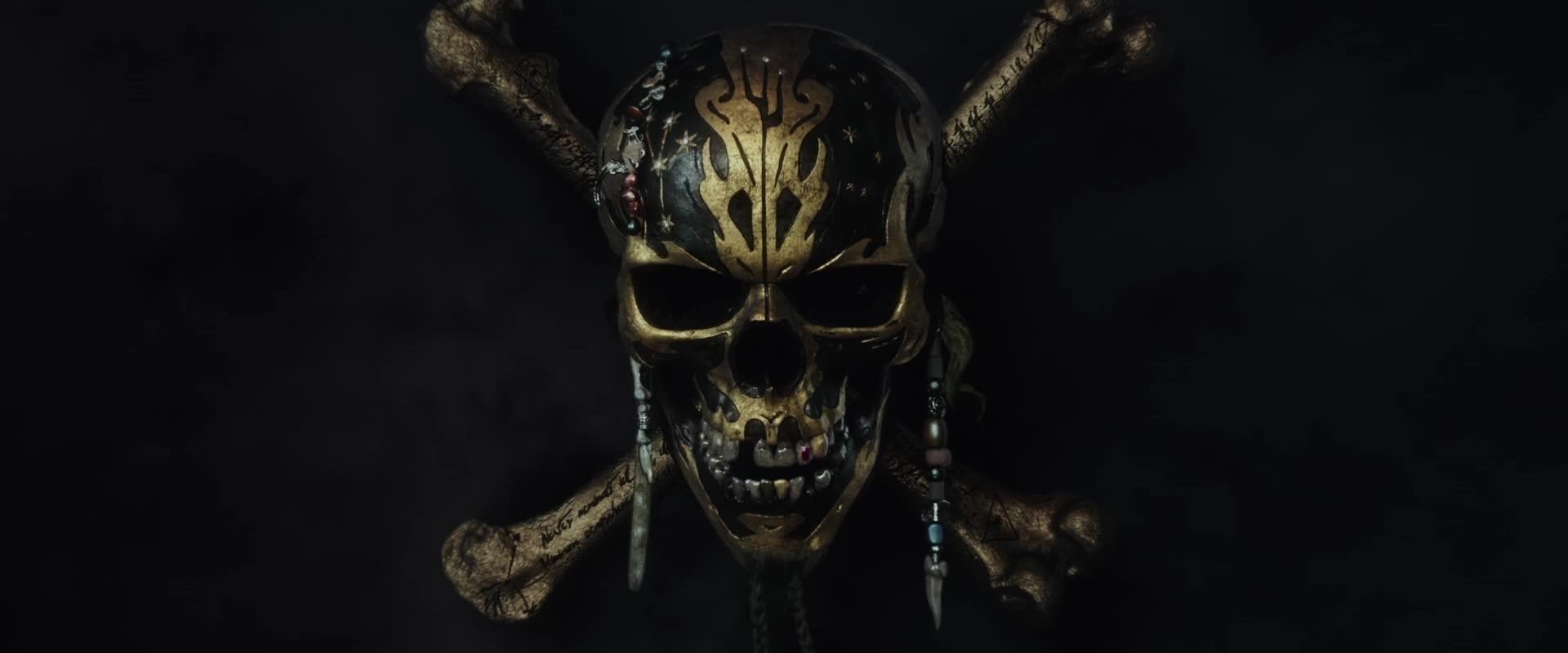 Pirates des Caraïbes : La Vengeance de Salazar - Première bande-annonce