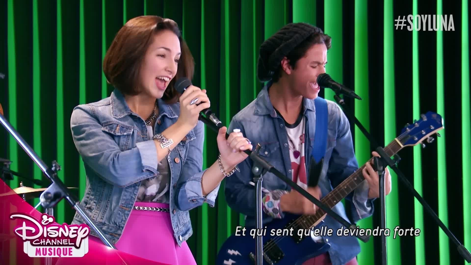 """Soy Luna - Chanson : """"Un destino"""" (épisode 17)"""