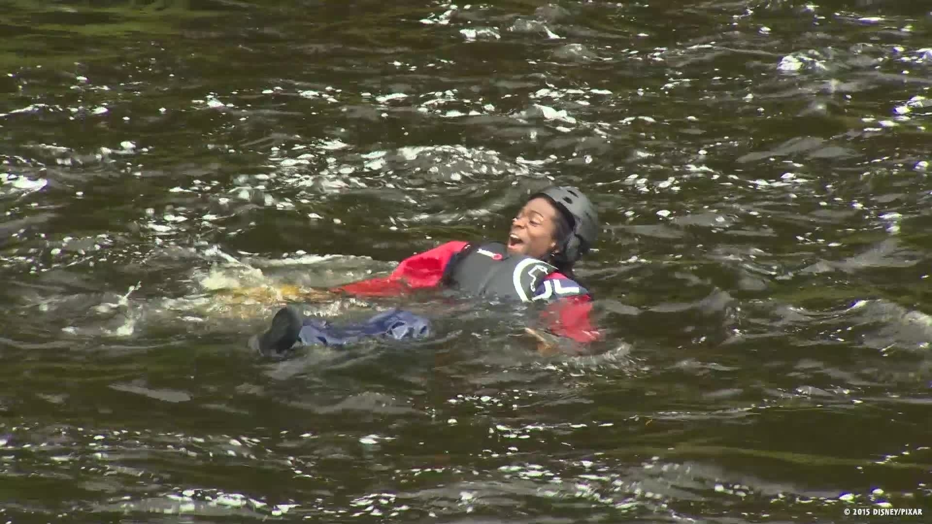 Access All Areas: River Challenge