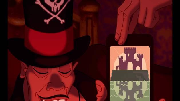 Les Méchants Disney - Docteur Facilier