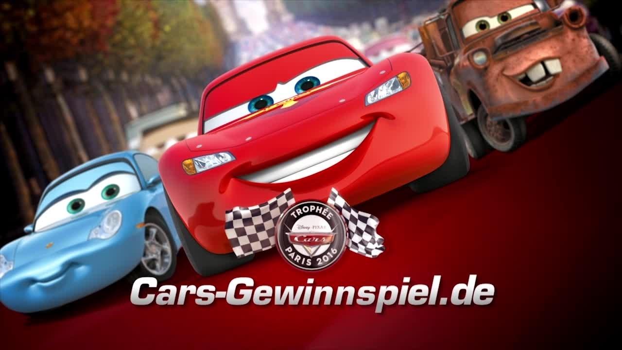 CARS TROPHÉE in Paris   Werde Champion Racer!