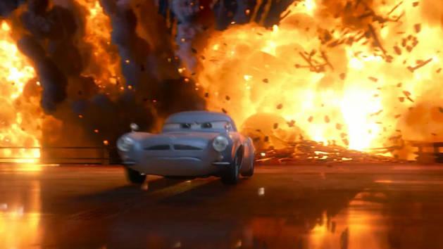Cars 2 - Verfolgungsjagd