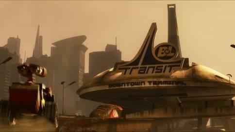Wall-E: Der Letzte räumt die Erde auf Offizieller Trailer #3
