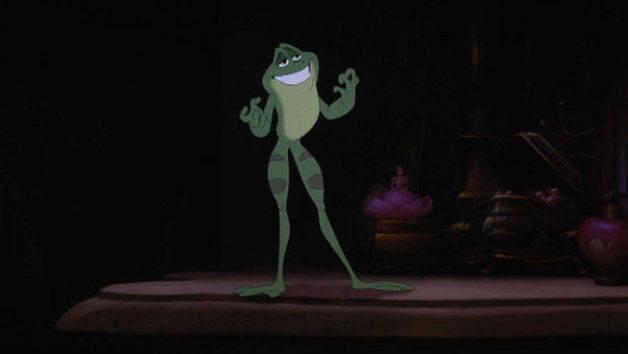 Küss den Frosch - Ich bin Prinz Naveen