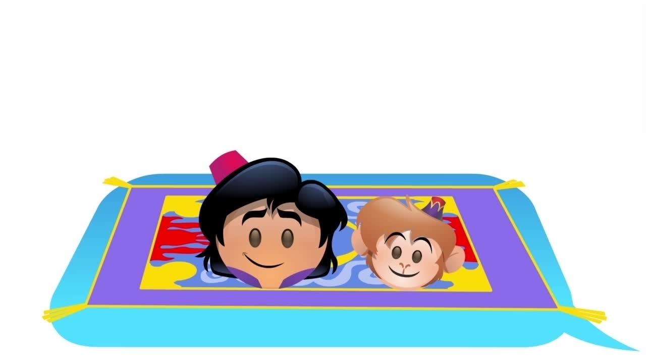 Aladdin – Emoji Version