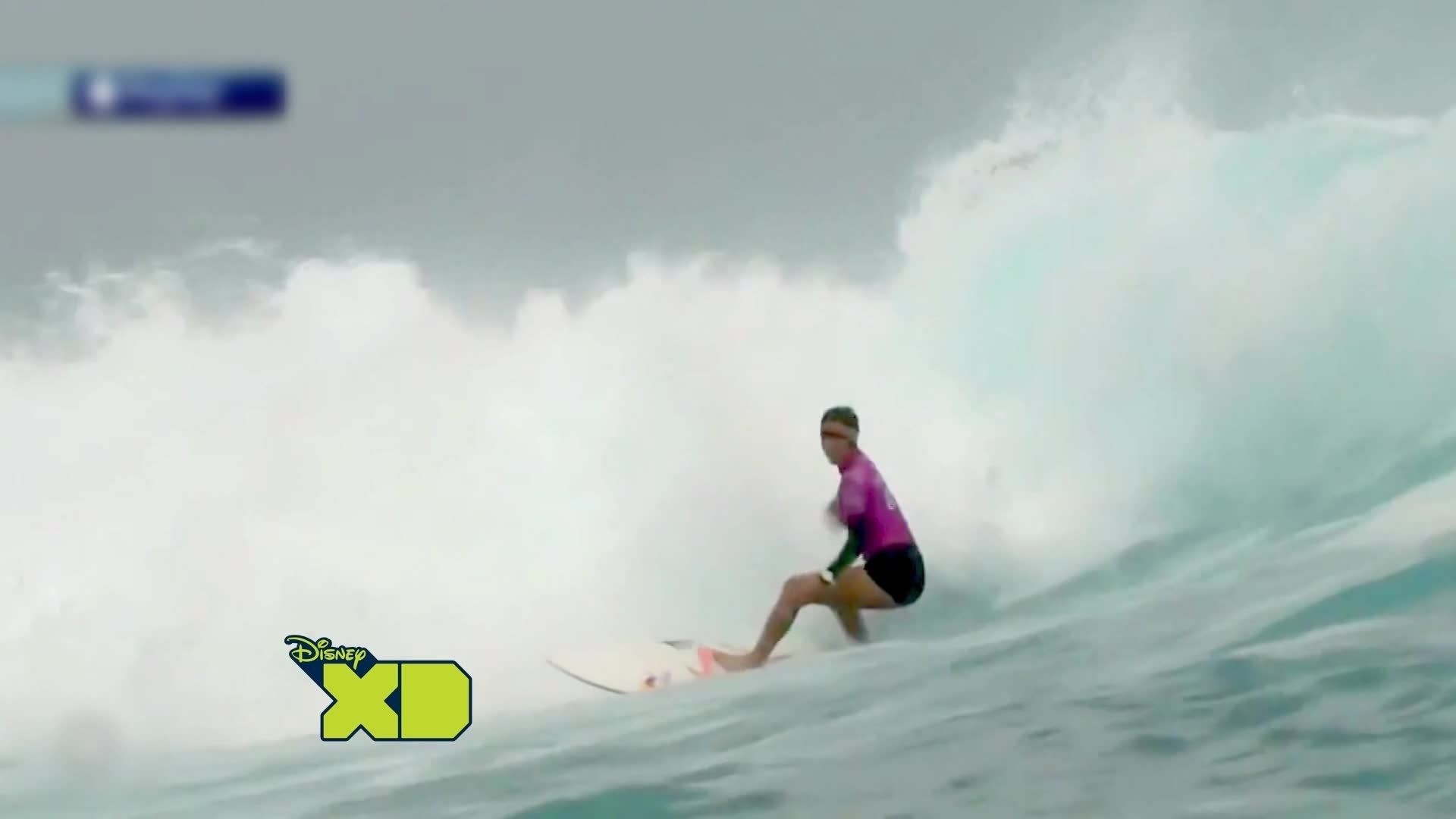 Disney XD Sport News - Surf : Fidji Women's Pro