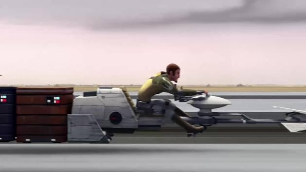 Star Wars Rebels - Exklusiver erster Einblick