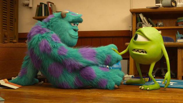 Die Monster Uni - Mike und Sully lernen sich kennen