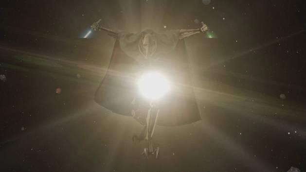 Star Wars - Maitrise la Force : Présentation du Général Grievous