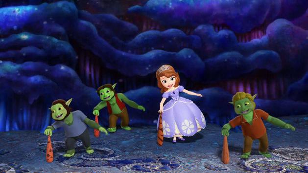 Princesse Sofia - Les bonnes manières de Princesse #7