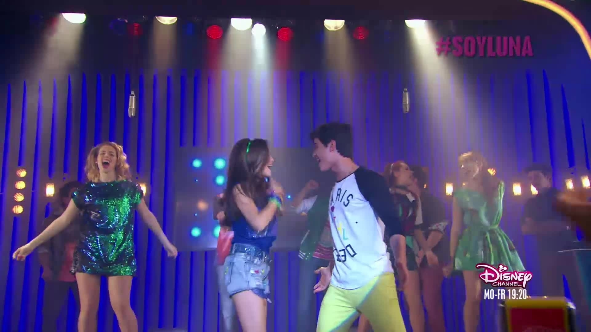 Soy Luna - Song Competition Ep. 26