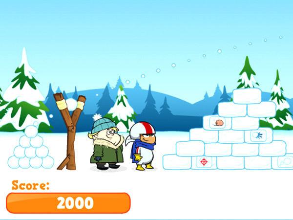 XD Schneeschlacht
