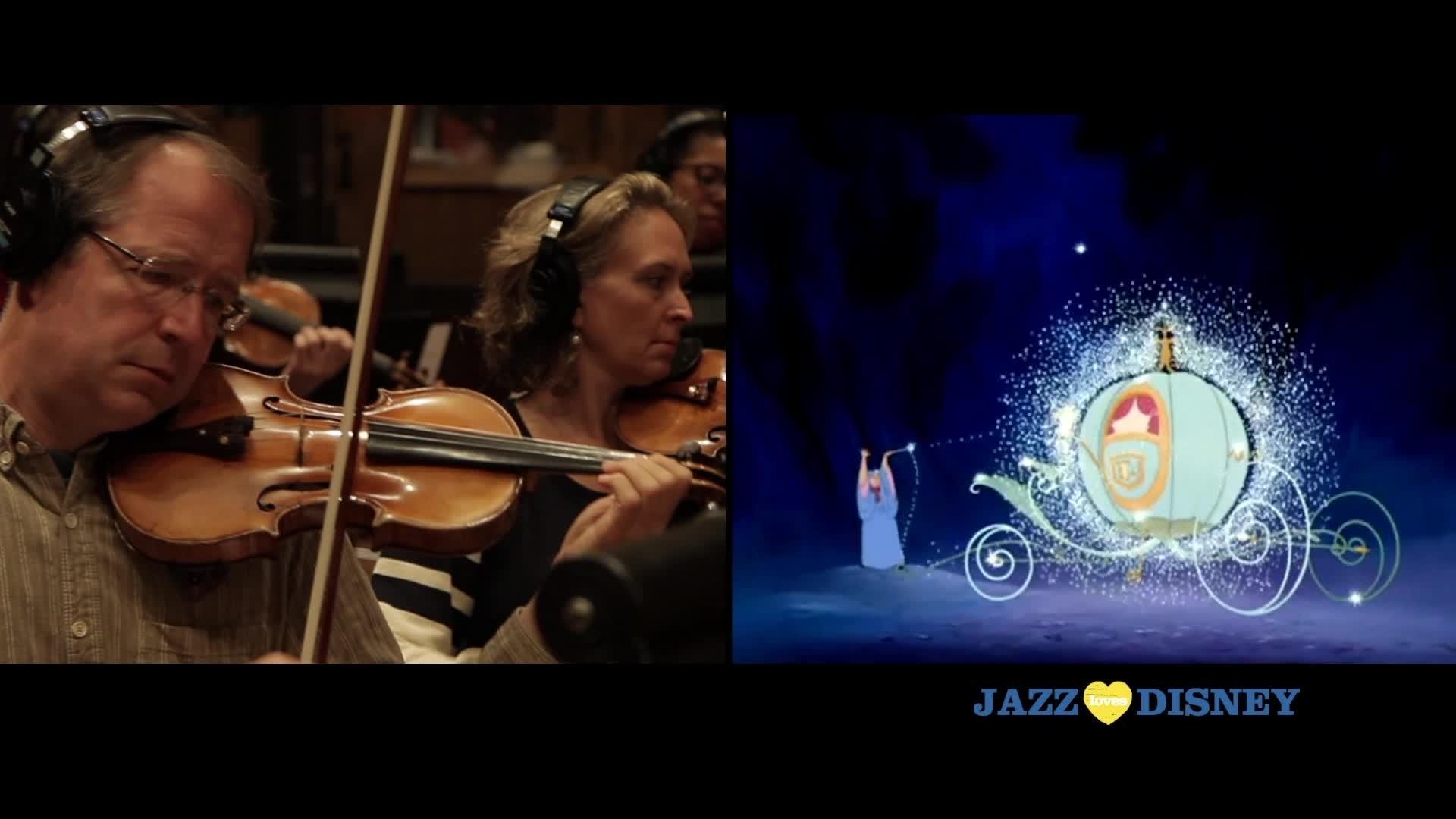 Jazz Loves Disney - 2nd trailer