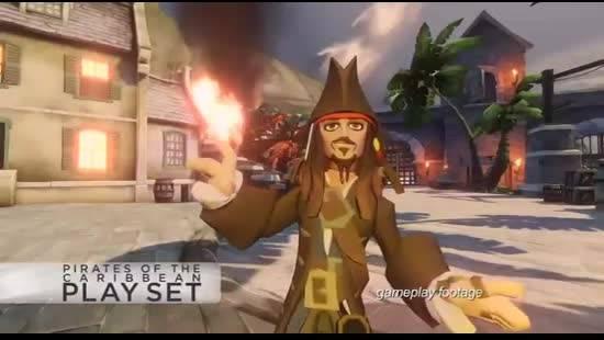 Jack Sparrow - Disney Infinity