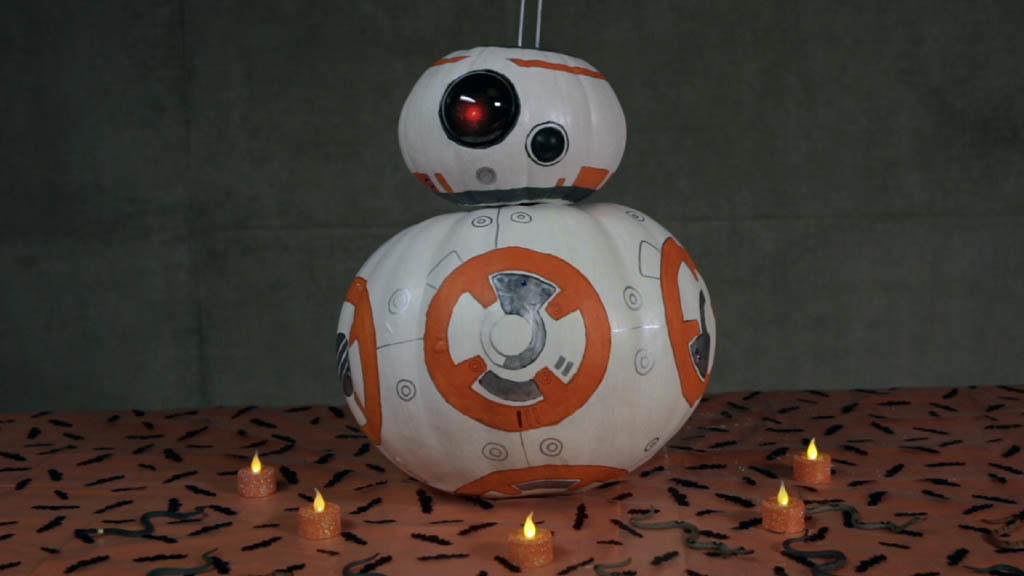 Star Wars: The Force Awakens BB-8 Pumpkin