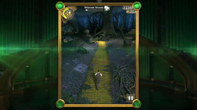 Temple Run: Oz - Auf Google Play und im App Store!