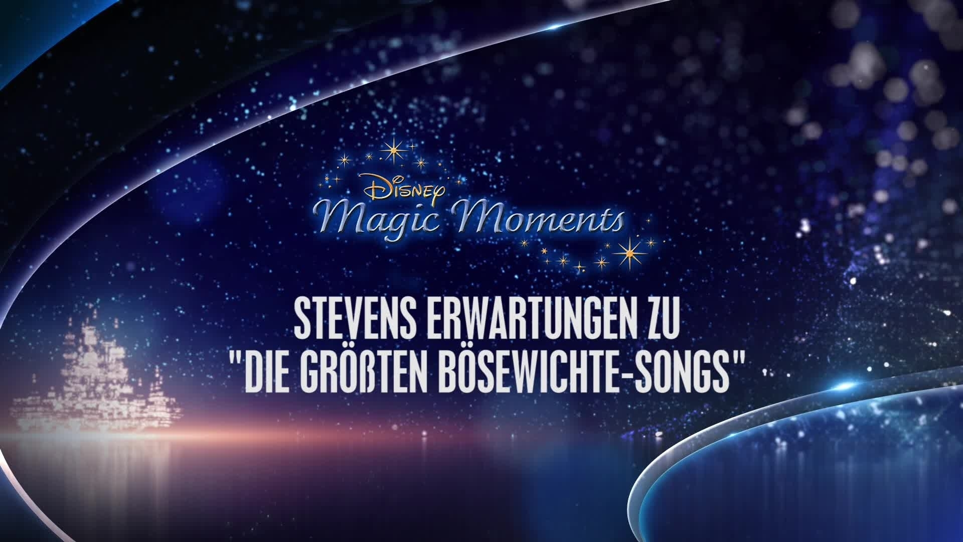 Magic Moments - Erwartungen zu Bösewichte Songs