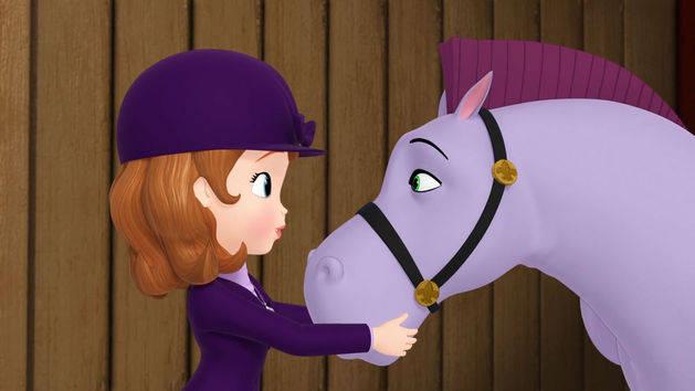 Princesse Sofia - Les bonnes manières de Princesse #2