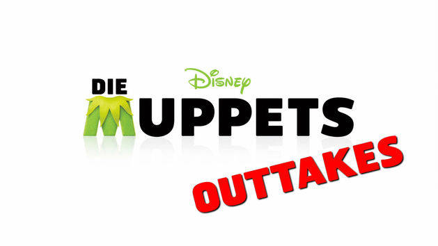 Die Muppets - Outtakes