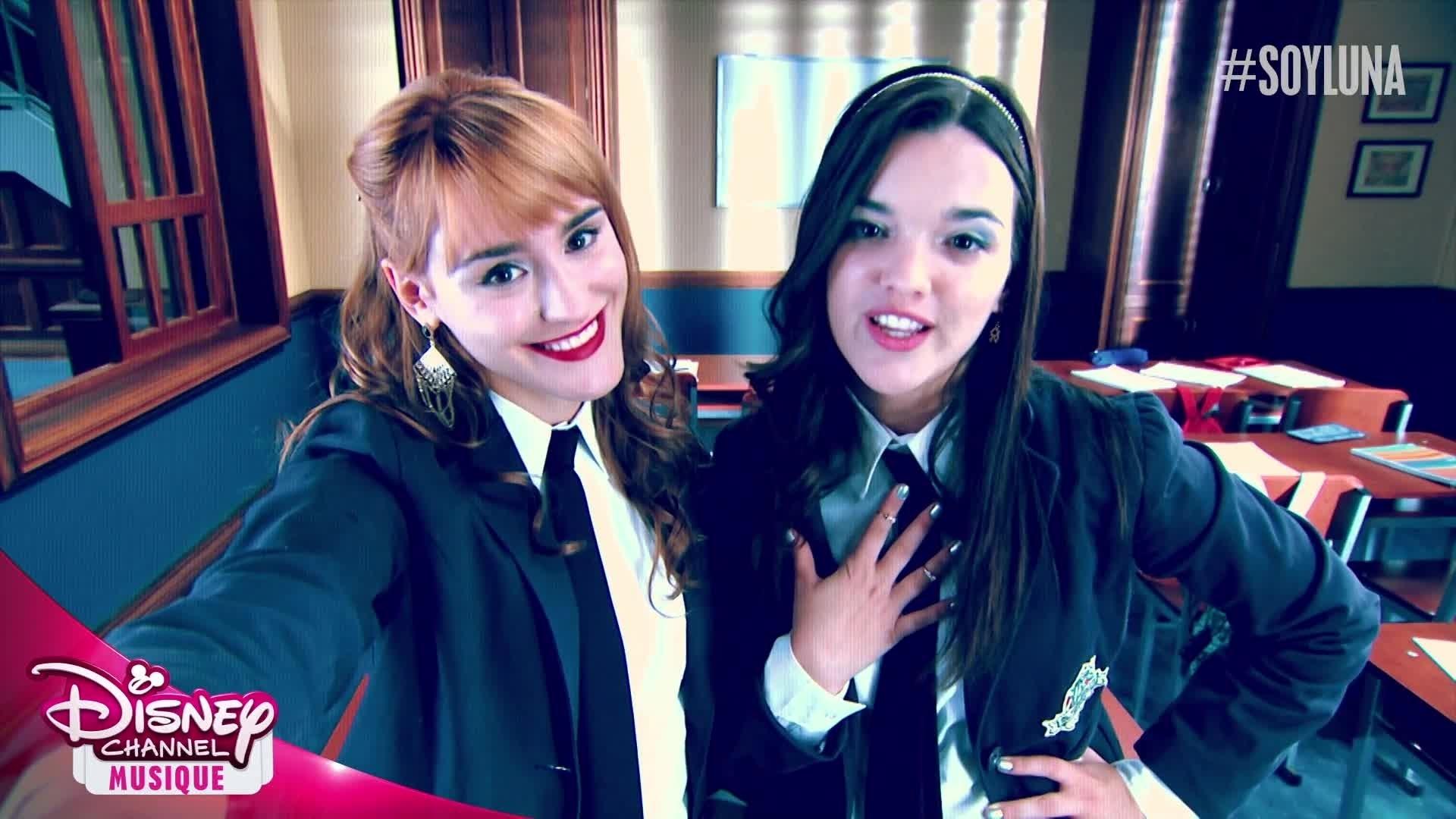 "Soy Luna - Chanson : ""I'd be crazy"" & ""Sobre ruedas"" (épisode 66)"