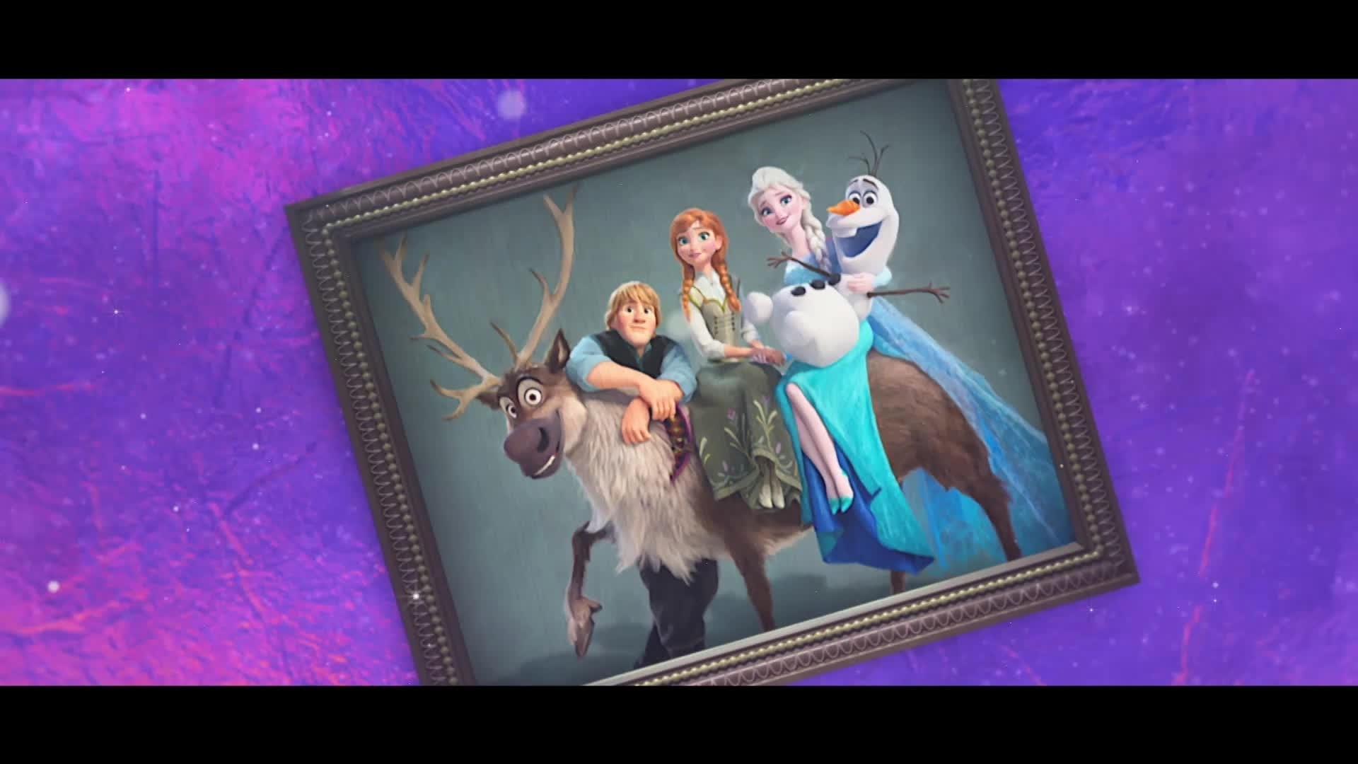 Frozen Family Moments
