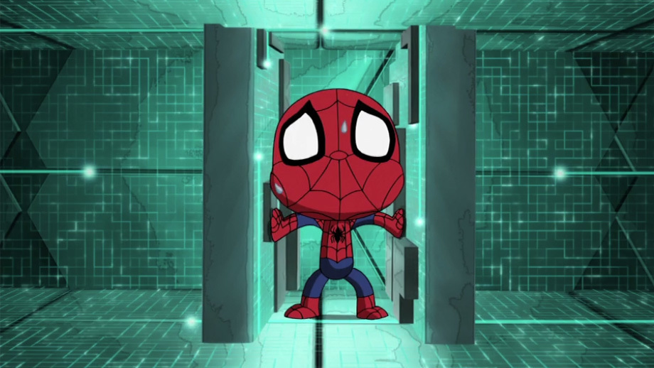 Exclusive Preview - Ultimate Spider-Man Vs. The Sinister 6