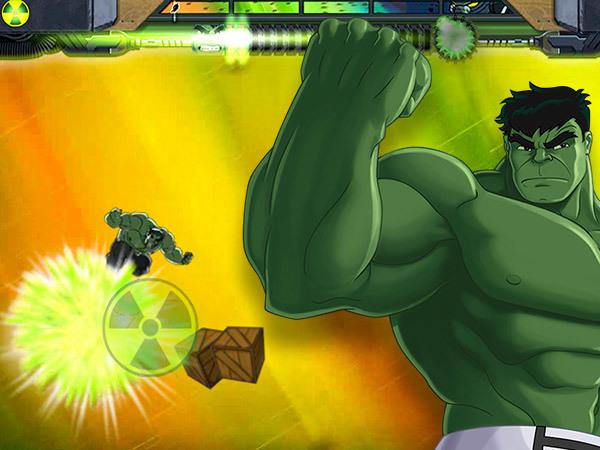 Gamma Storm Smash