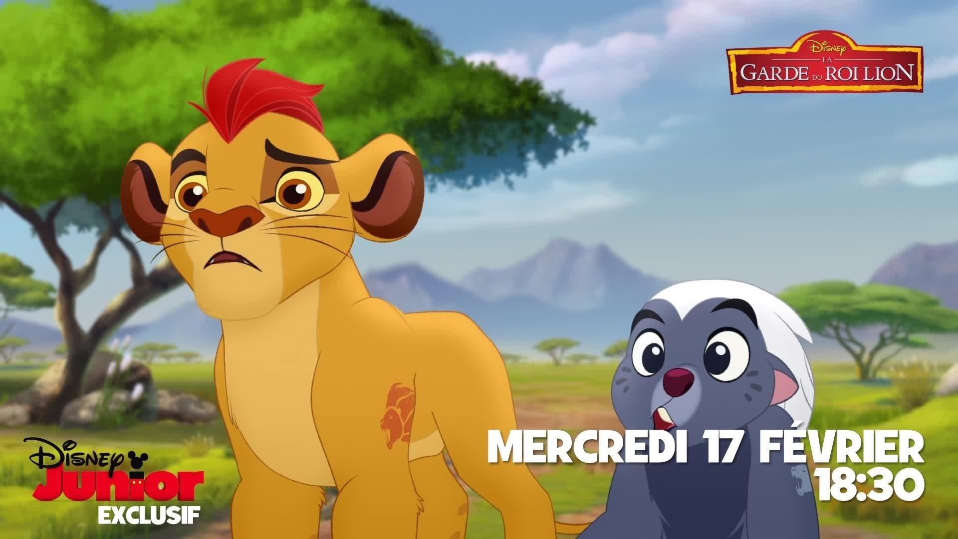 La Garde du Roi Lion - La prise de pouvoir de Makuu - Premères minutes