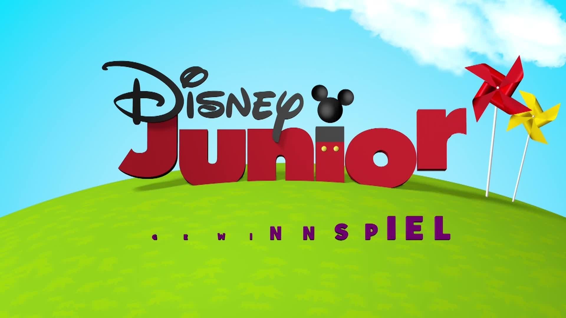 Disney Junior: Märchengewinnspiel