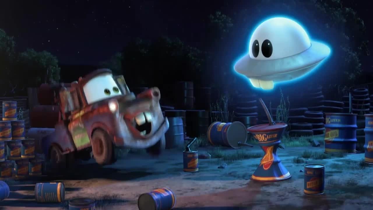 Cars Toons – Unbekanntes Hook Objekt