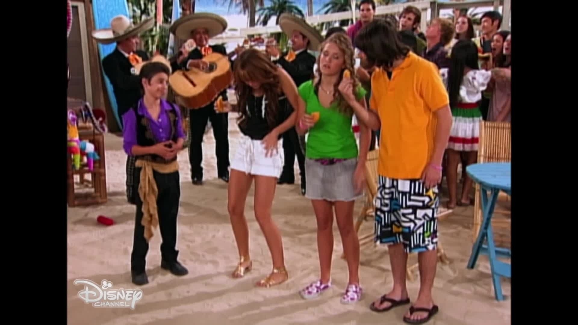 Hannah Montana - Marre de cette Hanna là - Premières minutes
