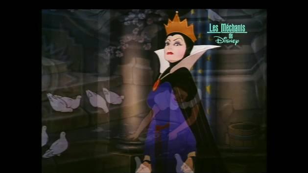 Les Méchants Disney - La Reine (Blanche Neige)