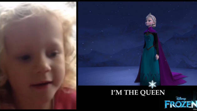 Frozen - Disney Junior Fans Sing 'Let It Go'