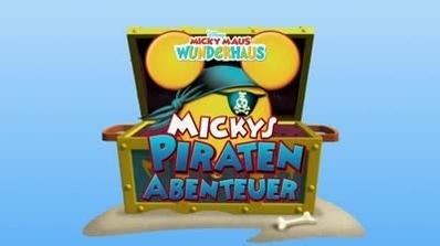 Micky Maus Wunderhaus: Mickys Piratenabenteuer