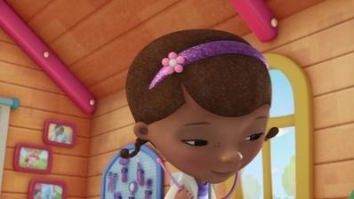 Doc McStuffins, Spielzeugärztin - Ballerina Muh-Kuh
