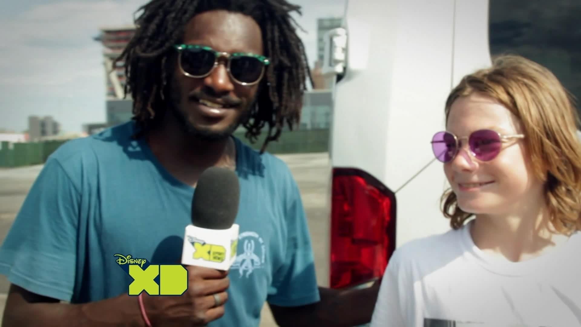 Disney XD Sport News - New-York : Skate