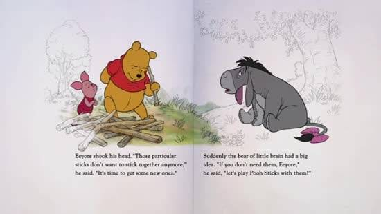 Tales of Friendship - The Pooh Sticks Game