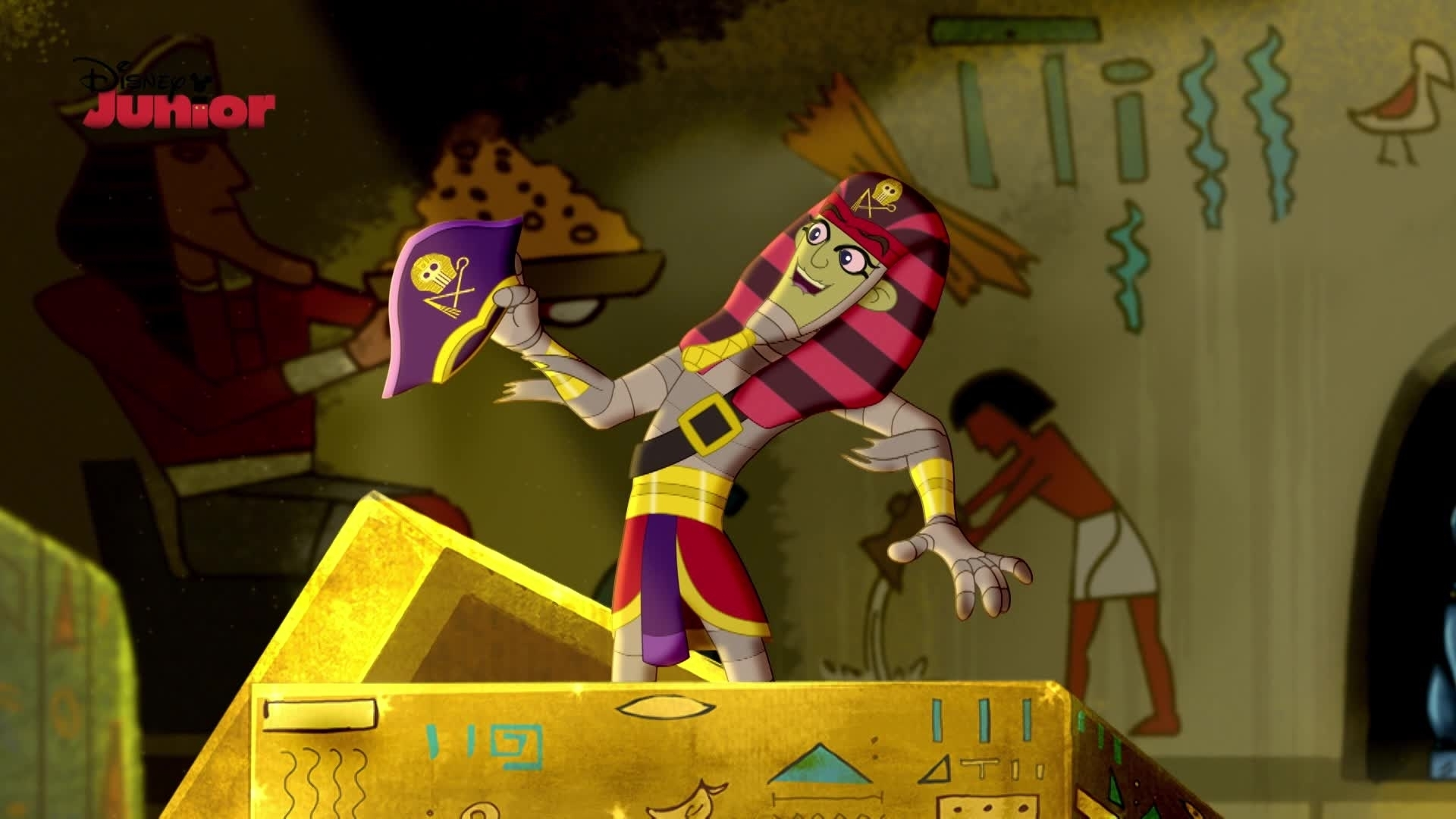The Pirate Pharaoh