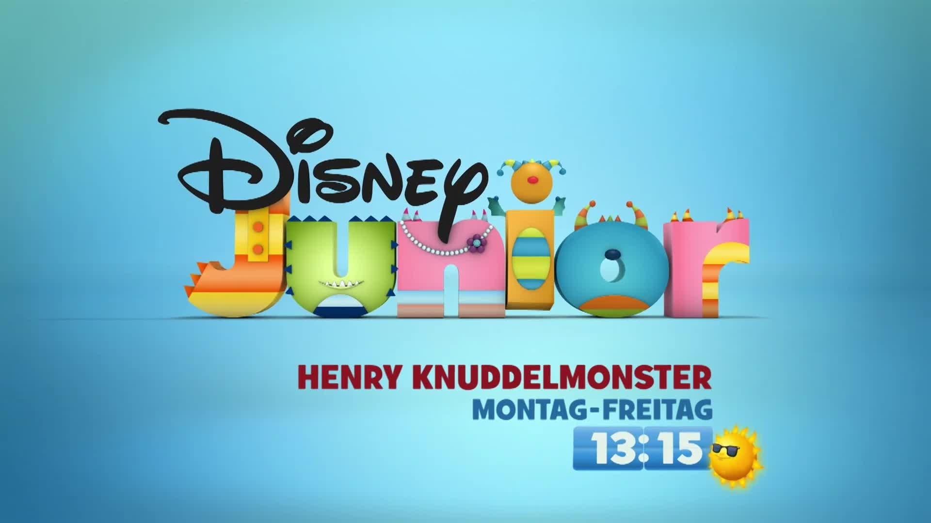 Henry Hugglemonster Staffel 2 - neue Geschichten