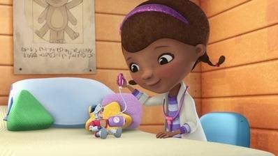 Doc McStuffins, Spielzeugärztin - Genau im Blick/Sparschwein Nikki