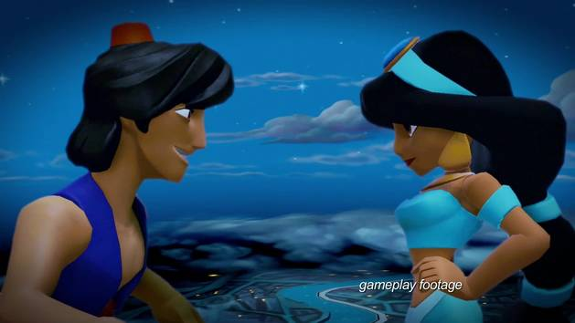 Aladdin & Jasmine - Disney Infinity 2.0