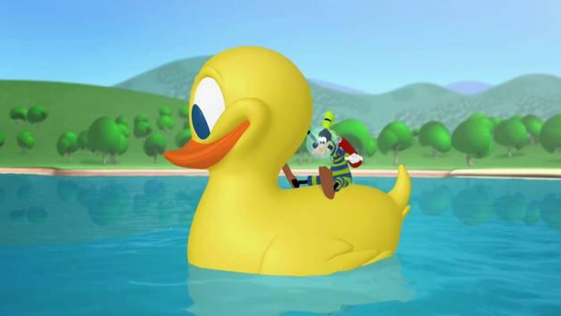 Plitsch Platsch - Das Disney Junior Wasser-Wochenende