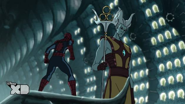 Contest of Champions! - Ultimate Spider-Man