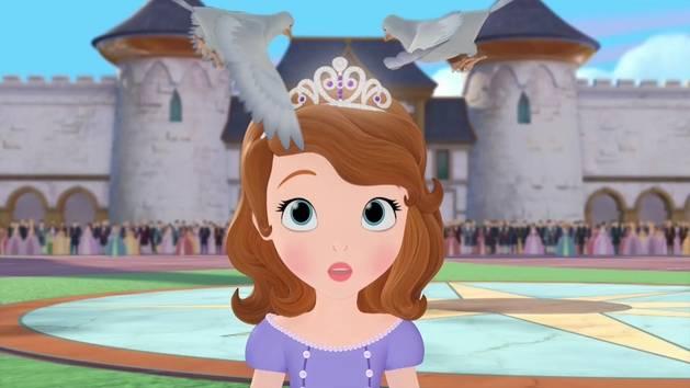 Sofia die Erste - Nur auf Disney Junior