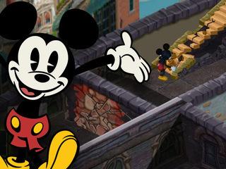 Epic Mickey: Path Painter