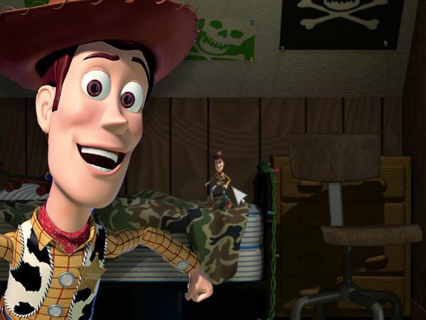 Woody's Big Escape