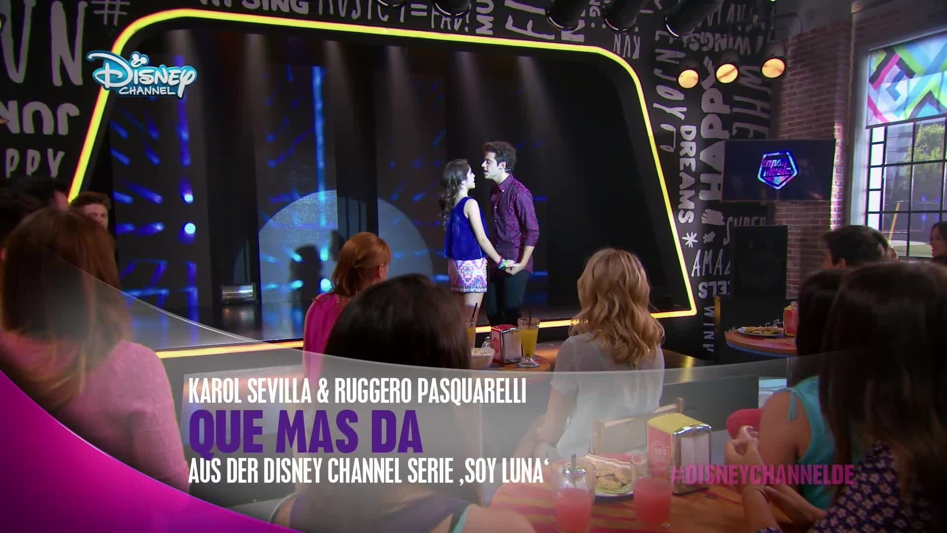 Soy Luna - Open Show Folge 75